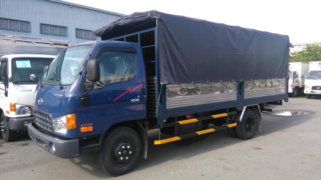 Xe tải Hyundai HD99 – 6,5T