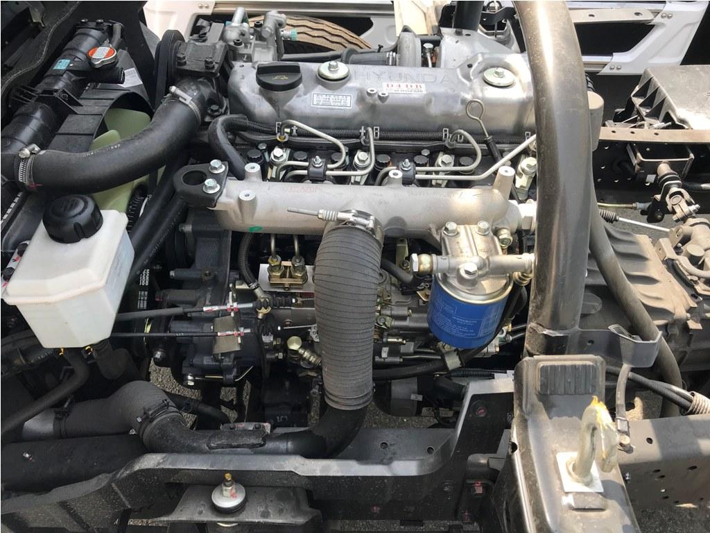 dong-co-hd120s Mua xe Hyundai HD120S 8 tấn ở đâu giá tốt nhất | Hyundai Bình Chánh