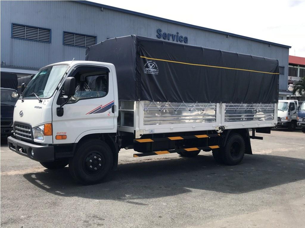 hyundai-hd120s-8-tan Những lý do nên mua xe tải Hyundai HD120S 8 tấn Đô Thành - Hyundai Bình Chánh | Hyundai Phú Lâm