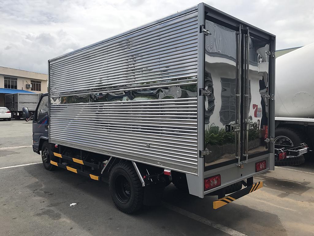 do-thanh-iz-49-thng-kn Báo giá xe tải DOTHANH IZ49 2,5 tấn thùng kín | Hyundai Bình Chánh