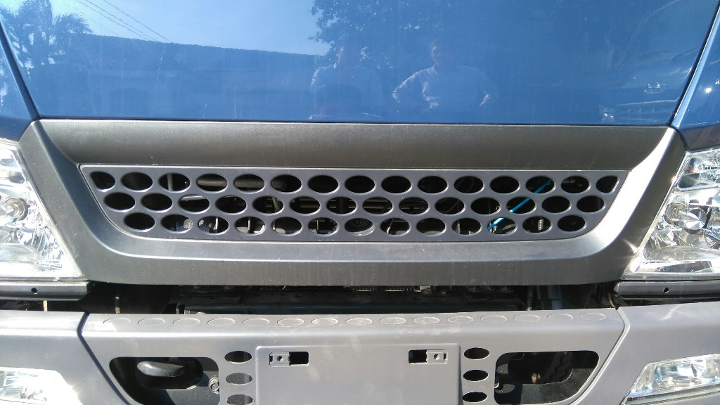 ga-lang-iz49 Xe tải Hyundai: Xe tải Đô Thành IZ49 2,5 tấn | Hyundai Bình Chánh