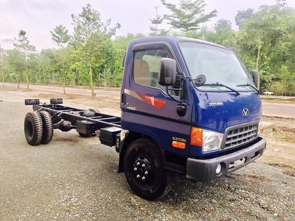 hyundai-hd120s-85tan-do-thanh Siêu phẩm Hyundai HD120S 8,5 tấn nhập khẩu 3 cục Đô Thành Auto chính thức ra mắt. | Hyundai Bình Chánh