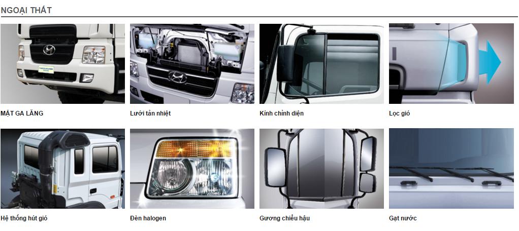 ngoai-that-320-hyundai Xe tải nặng Hyundai: Xe tải Hyundai HD320 19 tấn 4 chân nhập khẩu | Hyundai Phú Lâm