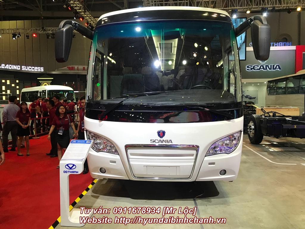 xe khach hang sang Scania A50
