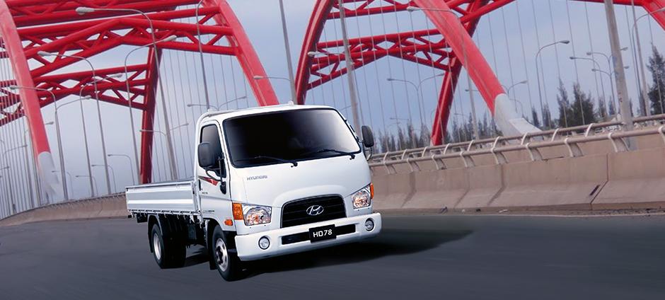 xe tải hyundai hd78