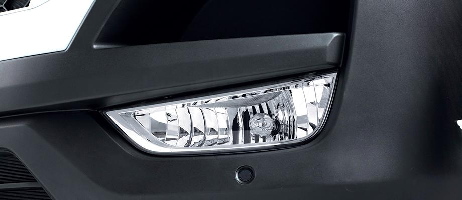 Đèn sương mù (đèn cản)  Tăng tính thẩm mỹ và an toàn khi xe vận hành trên đường trong điều kiện thời tiết xấu.