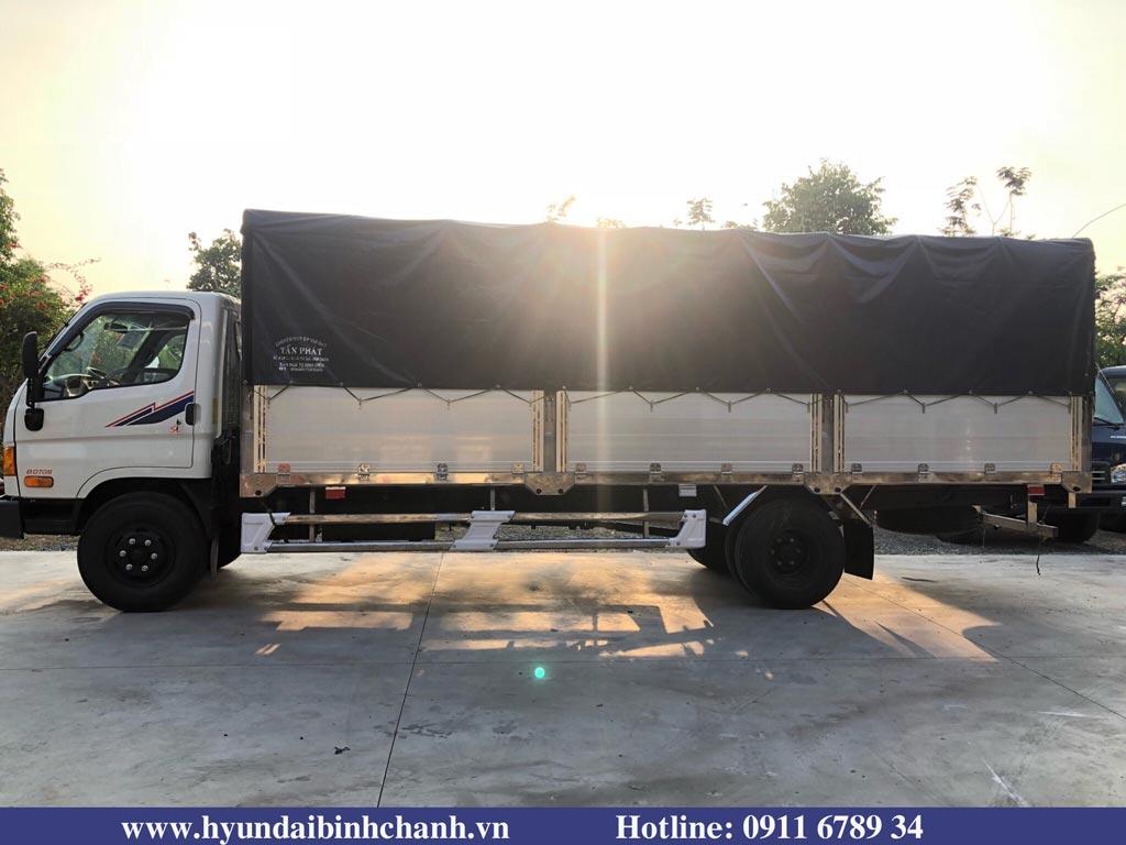 khuyen-mai-hd120sl Hyundai Bình Chánh khuyến mãi 100% thuế trước bạ cho tất cả các dòng Hyundai HD120SL 8 tấn thùng 6,3 mét