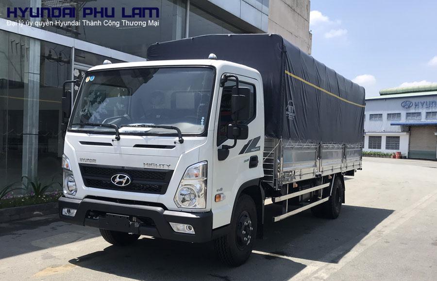 hyundai-ex8l-thung-bat HYUNDAI EX8L 8 TẤN HYUNDAI 8 TẤN MIGHTY EX8 GTL | Hyundai Phú Lâm