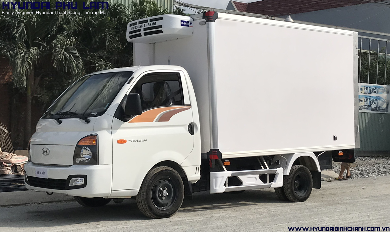 hyundai-h150-dong-lanh-01 Giá xe Hyundai H150 đông lạnh Hyundai Porter H150 1,5 tấn đông lạnh  | Hyundai Phú Lâm