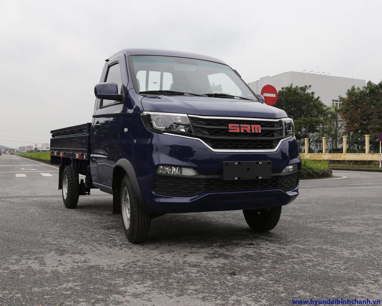 xe-tai-dongben-980kg-srm SRM 930 tải trọng 930Kg xe tải 1 tấn tốt đáng mua nhất | Hyundai Phú Lâm