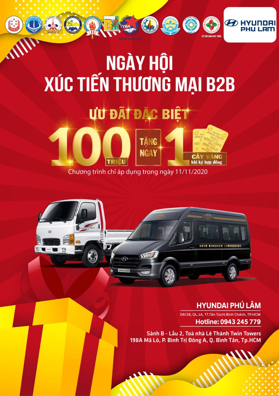 solarti-limousine Ngày hội xúc tiến thương mại trải nghiệm xe khách Solati Limuonsine tại Bình Tân   Hyundai Phú Lâm