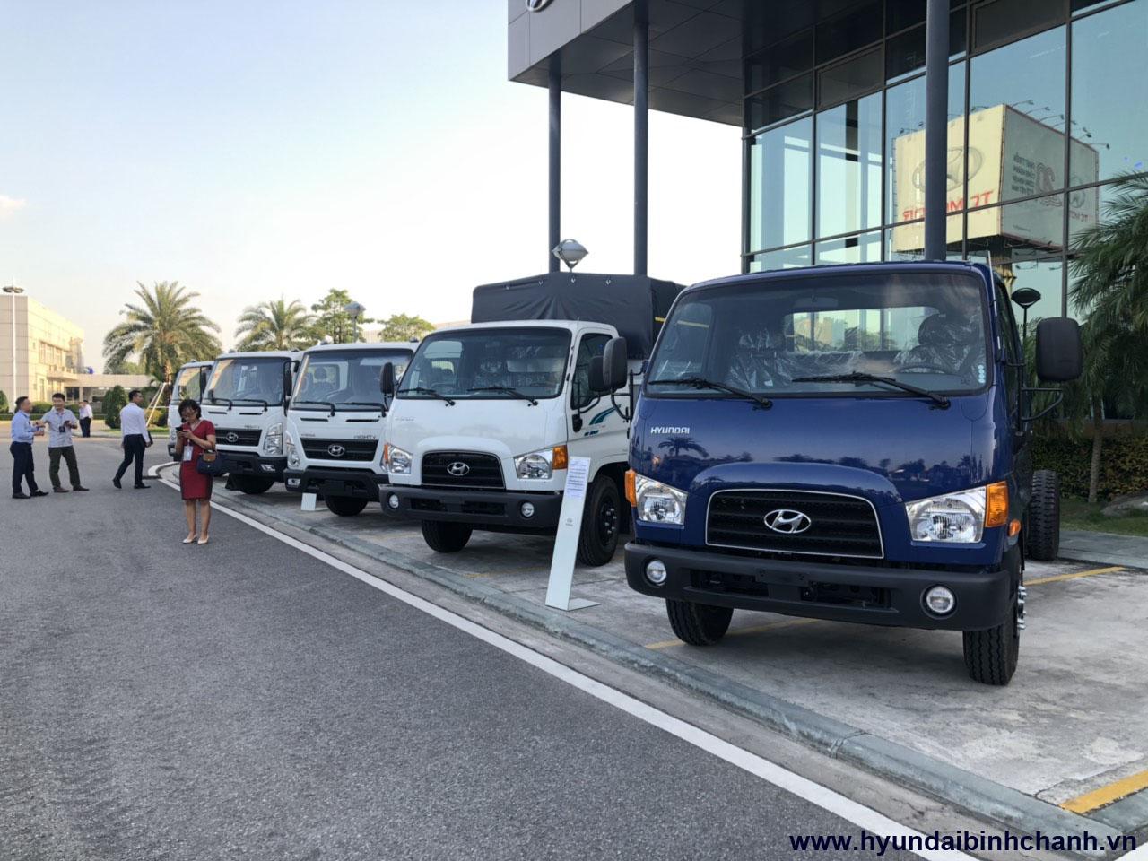 hyundai-mighty-ex-mighty-110s Dòng xe tải Hyundai New Mighty EX8 và Mighty EX6 dòng sản phẩm mới nhất của Hyundai Thành Công | Hyundai Phú Lâm